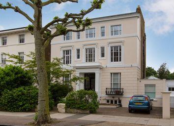 Thumbnail 3 bedroom flat to rent in Hamilton Terrace, London