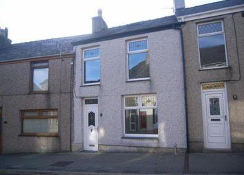Thumbnail 3 bed terraced house for sale in High Street, Penygroes, Caernarfon, Gwynedd