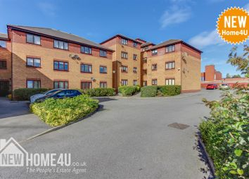 Thumbnail 2 bed flat for sale in Llys Yr Efail, Mold
