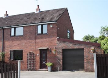 Thumbnail 3 bed semi-detached house for sale in King George Avenue, Horsforth, Leeds