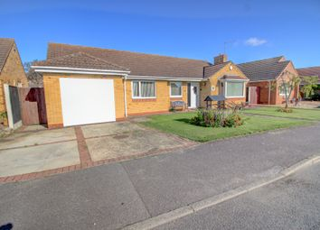 Thumbnail 4 bed detached bungalow for sale in Barley Close, Hibaldstow, Nr. Brigg