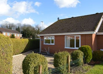 Thumbnail 2 bed semi-detached bungalow for sale in Bedford Drive, King's Lynn