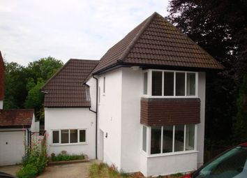Thumbnail 4 bed detached house to rent in Downs Court Road, Purley