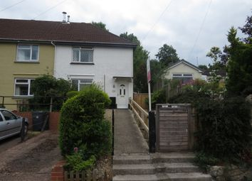 Thumbnail 2 bed end terrace house for sale in North Street, Axminster