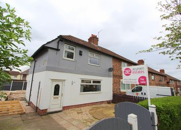 Thumbnail 3 bed semi-detached house for sale in Elms House Road, Old Swan, Liverpool