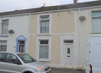 3 bed terraced house for sale in Western Street, Sandfields, Swansea SA1