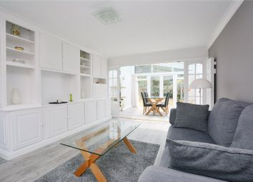 Thumbnail 4 bed terraced house for sale in Admiral Place, London