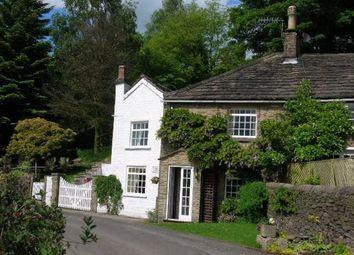 Thumbnail 2 bed cottage to rent in Oakenbank Lane, Rainow, Bollington, Macclesfield