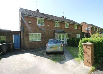 Thumbnail 3 bed semi-detached house to rent in Spinney Road, Luton