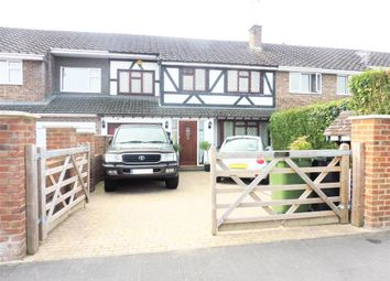 Thumbnail 4 bed terraced house for sale in Thorne Road, Swindon