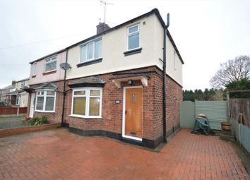 Thumbnail 3 bed semi-detached house for sale in Hawthorn Road, Little Sutton, Ellesmere Port