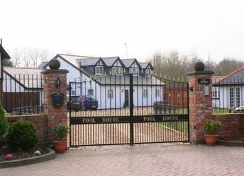 Thumbnail 5 bed detached house for sale in Flukers Brook Lane, Prescot, Liverpool