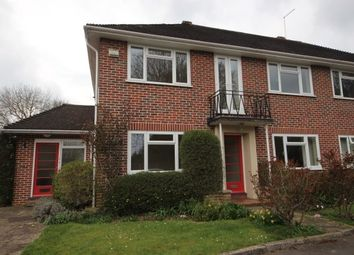 Thumbnail 2 bed maisonette to rent in Parkwood Avenue, Esher