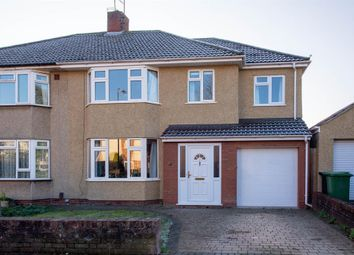 4 bed semi-detached house for sale in Bromley Heath Avenue, Downend, Bristol BS16