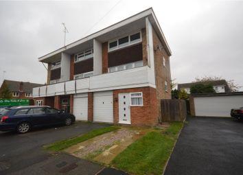 Thumbnail 3 bed end terrace house for sale in St. Michaels Avenue, Houghton Regis, Bedfordshire