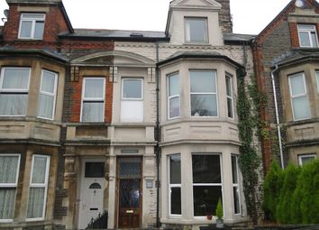 Thumbnail 1 bedroom flat to rent in 13 Romilly Crescent, Canton, Cardiff, South Glamorgan