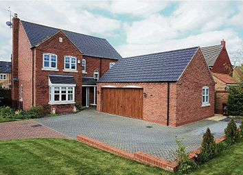 Thumbnail 4 bedroom detached house for sale in Runnymede Avenue, Hull