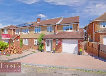 Thumbnail 5 bedroom semi-detached house for sale in Evans Grove, St.Albans