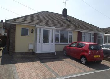 Thumbnail 2 bedroom bungalow for sale in Crest Way, Southampton