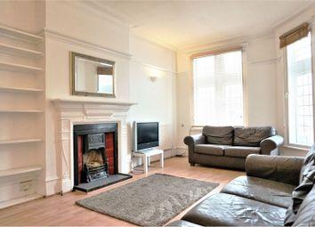 Thumbnail 3 bed flat to rent in Kensington Hall Gardens, West Kensington