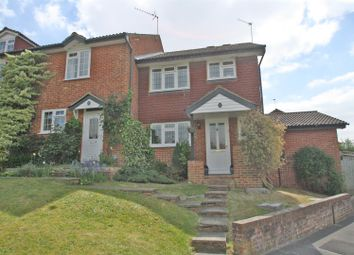 Thumbnail 3 bed end terrace house for sale in Foxglove Gardens, Guildford