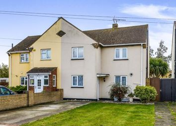 Thumbnail 3 bedroom semi-detached house for sale in Eastern Avenue, Southend-On-Sea