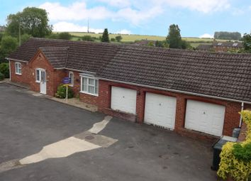 Thumbnail 2 bed semi-detached bungalow for sale in Magna Mile, Ludford, Market Rasen