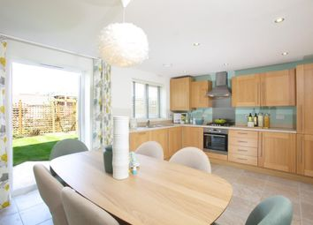 "Thumbnail 4 bedroom semi-detached house for sale in ""Plot 30 - The Gladstone "" at Howsmoor Lane, Emersons Green, Bristol"