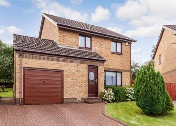 Thumbnail 4 bed detached house for sale in Medrox Gardens, Cumbernauld, Glasgow, North Lanarkshire