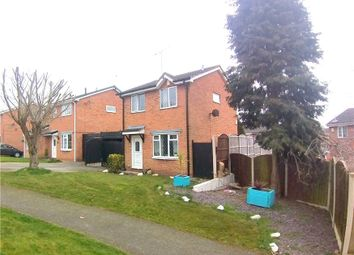 Thumbnail 3 bed detached house for sale in Ashcombe Gardens, Oakwood, Derby