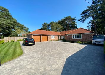 Thumbnail 4 bed bungalow for sale in Heather Close, St Leonards, Ringwood