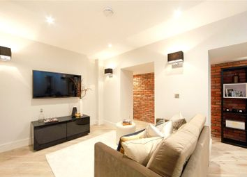 Thumbnail 2 bed flat to rent in Flatiron Building, 182 Dawes Road, Fulham