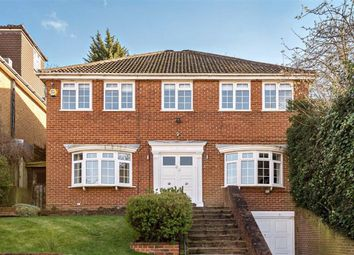 Thumbnail 5 bed property for sale in Hadley Close, Elstree, Borehamwood