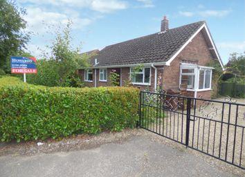 Thumbnail 3 bed detached bungalow for sale in Burgate Lane, Alpington