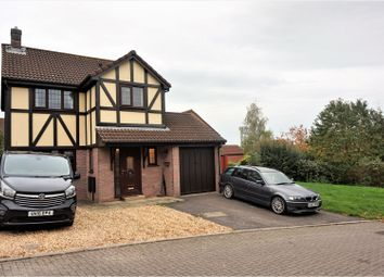 Thumbnail 3 bed detached house for sale in Palmers Close, Barrs Court