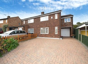 4 bed semi-detached house for sale in Chinnery Hill, Bishop's Stortford, Hertfordshire CM23