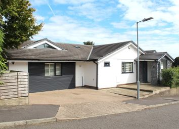 Thumbnail 4 bed bungalow for sale in Mixen Close, Newton, Swansea
