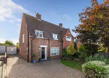 Thumbnail 3 bed semi-detached house for sale in Waysbrook, Letchworth Garden City