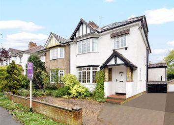 Thumbnail 4 bed semi-detached house for sale in Wellington Walk, Westbury-On-Trym, Bristol