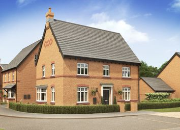 "Thumbnail 5 bed detached house for sale in ""Maddoc"" at Tarporley Business Centre, Nantwich Road, Tarporley"