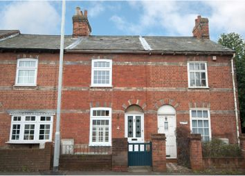 Thumbnail 2 bed cottage for sale in Waltham Road, Twyford