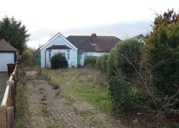 Thumbnail 3 bed semi-detached bungalow for sale in Manor Road, Potters Bar