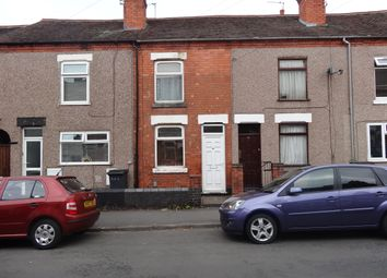 Thumbnail 2 bed terraced house to rent in Lister Street, Nuneaton