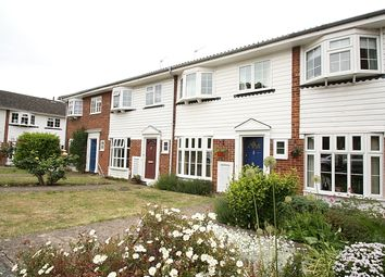 Thumbnail 3 bedroom terraced house to rent in Mount Hermon Close, Woking