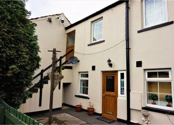 Thumbnail 2 bed terraced house to rent in Batley Road, Wakefield