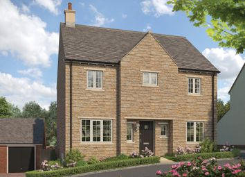 Thumbnail 4 bed detached house for sale in The Clyde, Hanwell View, Southam Road, Banbury