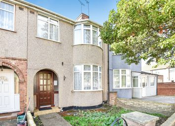 Thumbnail 3 bed terraced house for sale in St. Anselms Road, Hayes