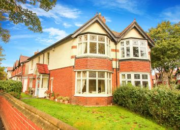 Thumbnail 3 bed semi-detached house for sale in Northumberland Village Homes, Norham Road, Whitley Bay