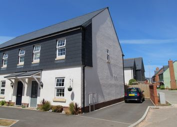 Thumbnail 2 bed end terrace house for sale in Dutchbarn Lane, Seabrook Orchards, Exeter