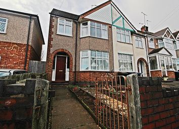 Thumbnail 3 bed end terrace house for sale in Lincroft Crescent, Coventry